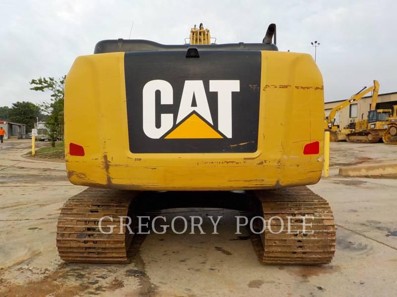 CATERPILLAR TRACK EXCAVATORS 320E L equipment  photo 13