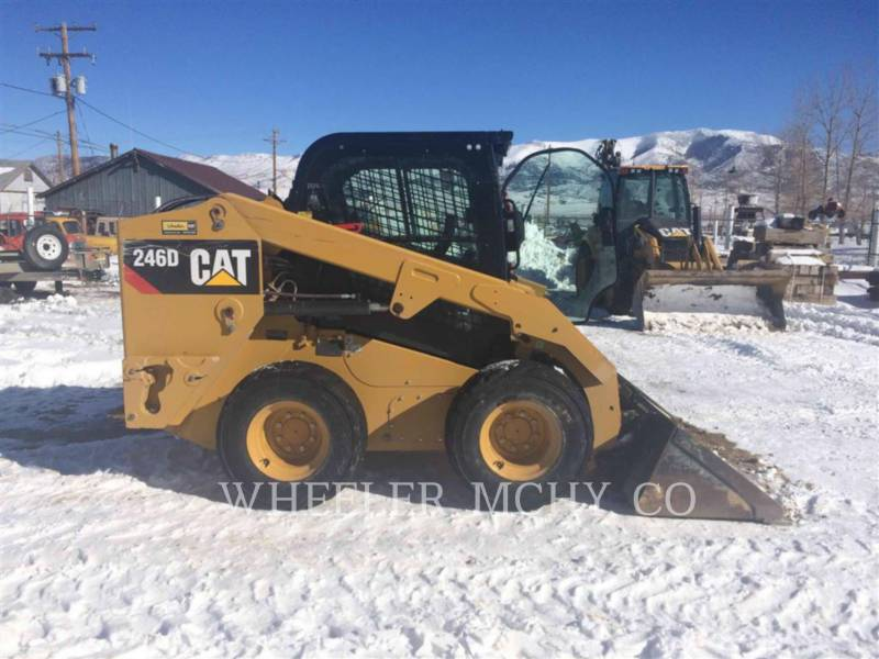 CATERPILLAR MINICARREGADEIRAS 246D C3-H4 equipment  photo 2
