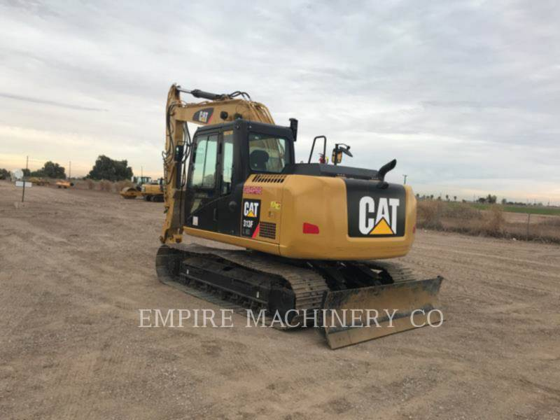 CATERPILLAR EXCAVADORAS DE CADENAS 313FL GC P equipment  photo 2