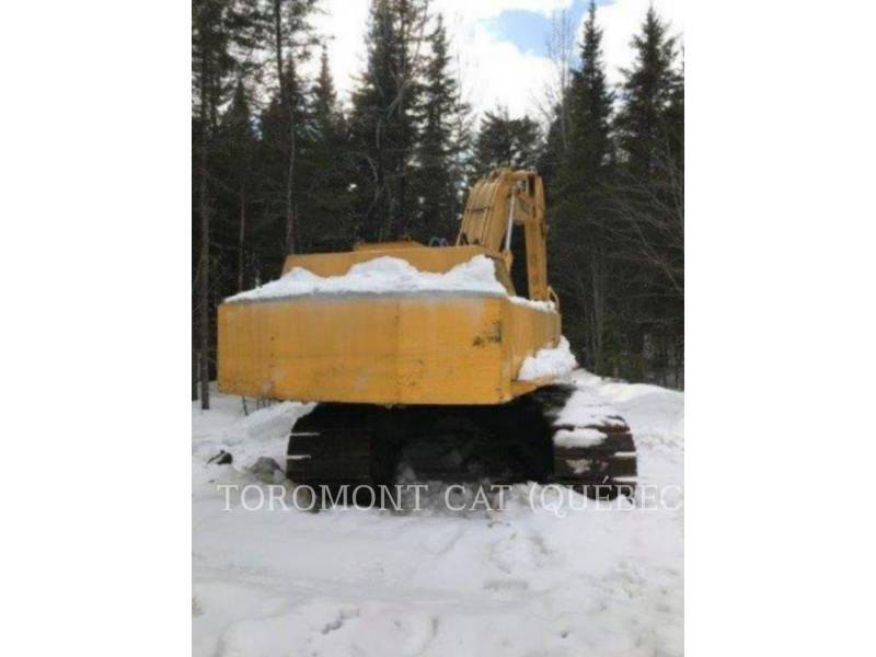 JOHN DEERE PELLES SUR CHAINES 792D LC equipment  photo 2