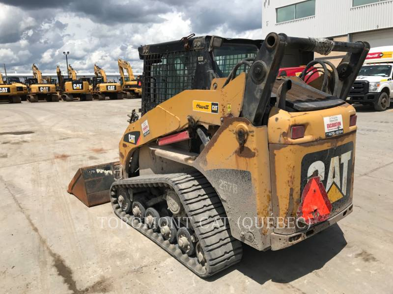 Caterpillar ÎNCĂRCĂTOARE PENTRU TEREN ACCIDENTAT 257B3 equipment  photo 3