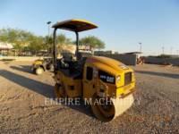CATERPILLAR TANDEMOWY WALEC WIBRACYJNY DO ASFALTU (STAL-STAL) CB22B equipment  photo 1