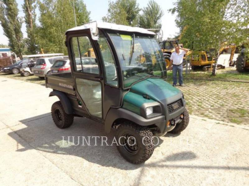 CLUB CAR UTILITY VEHICLES / CARTS CARRYALL 1500 4WD equipment  photo 2