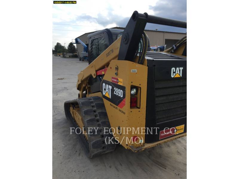CATERPILLAR CHARGEURS COMPACTS RIGIDES 289DXPS2CA equipment  photo 2