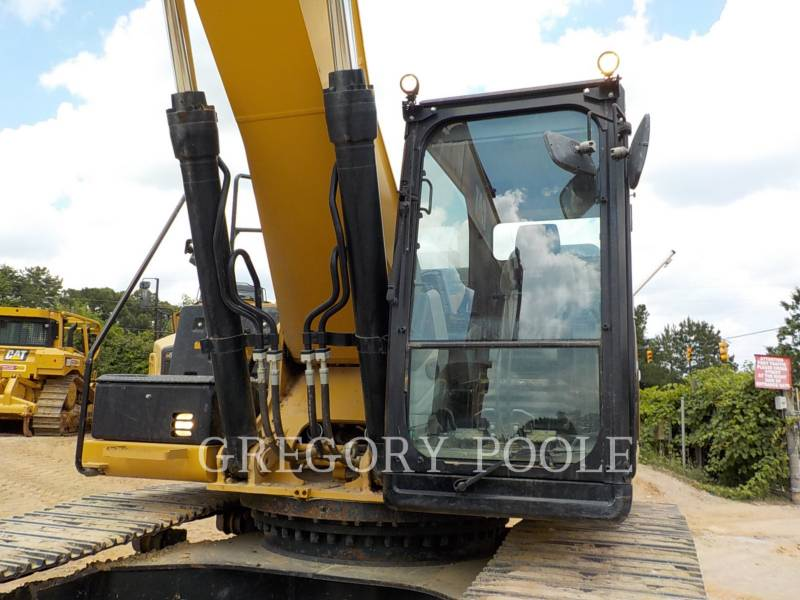 CATERPILLAR トラック油圧ショベル 336EL H equipment  photo 3