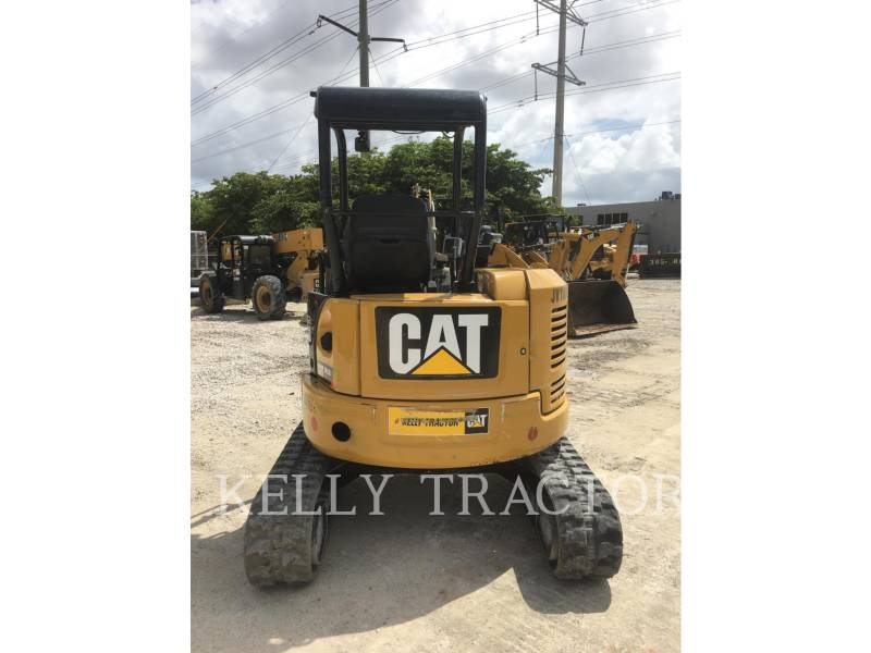 CATERPILLAR ESCAVATORI CINGOLATI 303.5E2CR equipment  photo 5