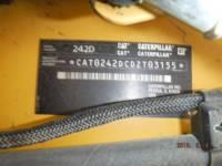 CATERPILLAR MINICARGADORAS 242D equipment  photo 14