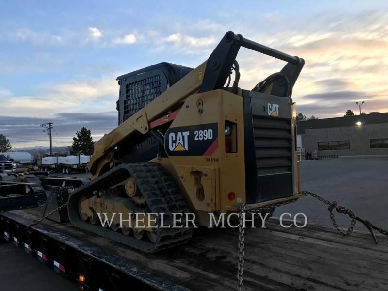 CATERPILLAR PALE CINGOLATE MULTI TERRAIN 289D C3-H2 equipment  photo 4