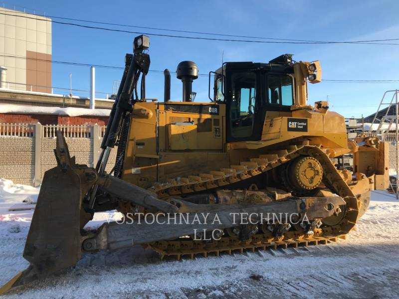 CATERPILLAR TRACTEURS MINIERS D 8 R equipment  photo 6