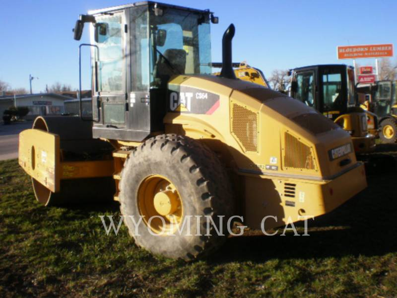 CATERPILLAR WALEC DO GRUNTU, GŁADKI CS64 equipment  photo 8