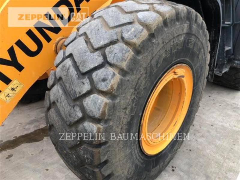 HYUNDAI CARGADORES DE RUEDAS HL760-9 equipment  photo 10