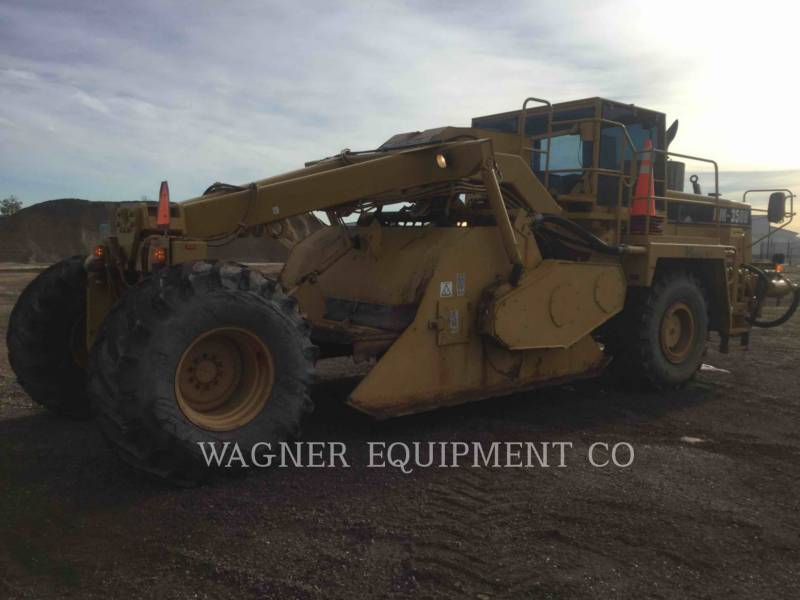 CATERPILLAR STABILISIERER/RECYCLER RM-350B equipment  photo 2