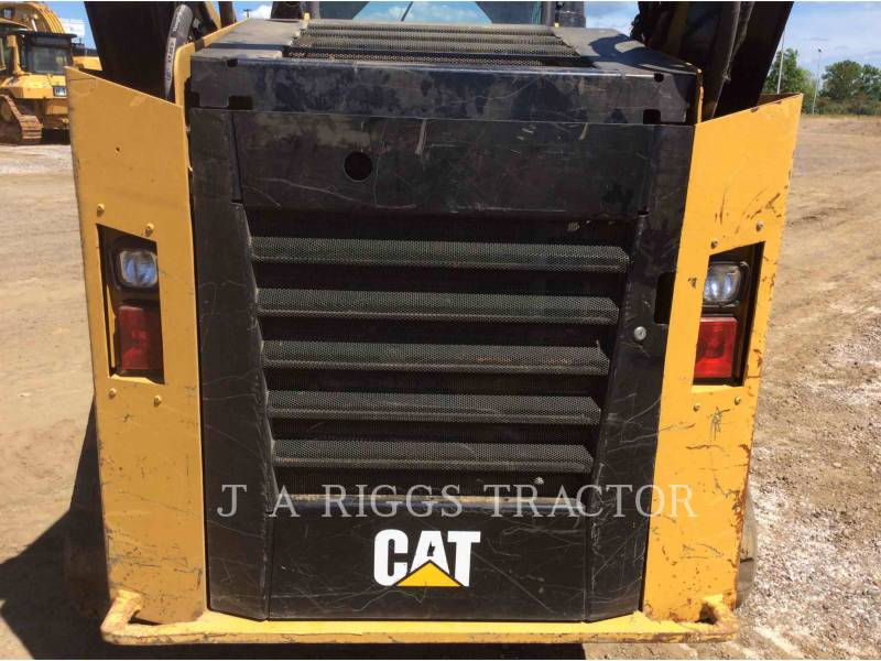 CATERPILLAR CARGADORES MULTITERRENO 289D AH equipment  photo 12
