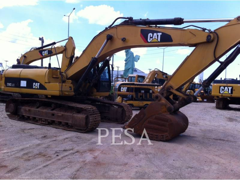 CATERPILLAR ESCAVADEIRAS 330CL equipment  photo 1