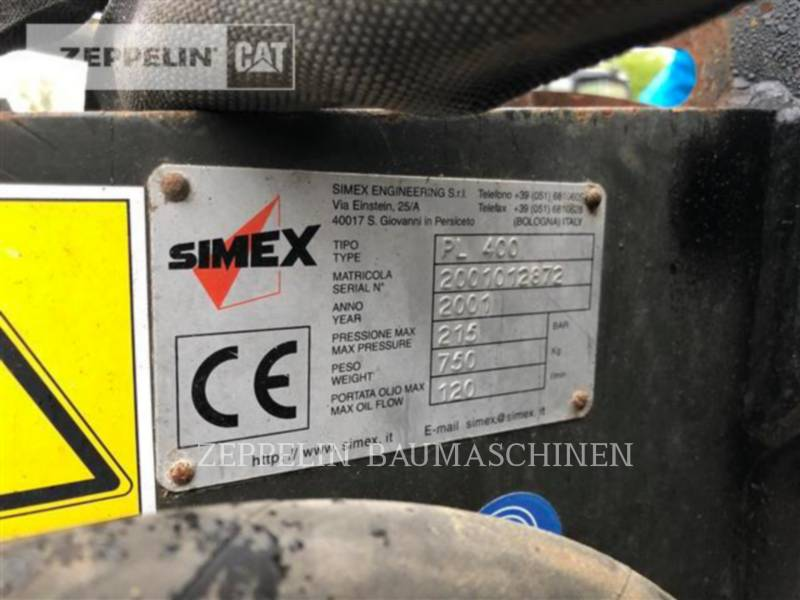 BOBCAT MINICARGADORAS T190 equipment  photo 19