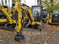 CATERPILLAR TRACK EXCAVATORS 302.7DCR equipment  photo 1