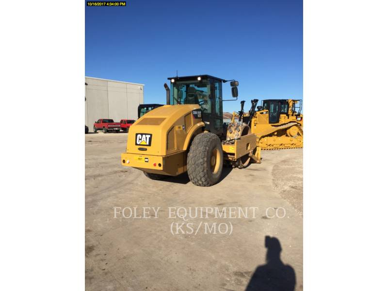 CATERPILLAR COMPACTORS CS56B equipment  photo 3