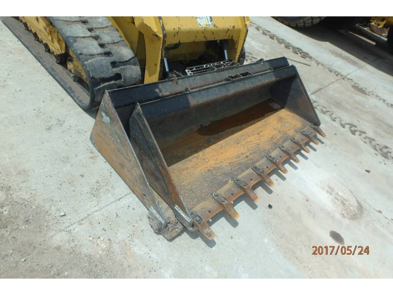 CATERPILLAR DELTALADER 289D equipment  photo 5
