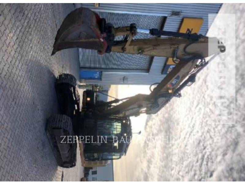CATERPILLAR ESCAVATORI CINGOLATI 316EL equipment  photo 2