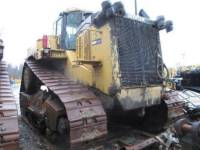 CATERPILLAR TRACK TYPE TRACTORS D11T equipment  photo 4