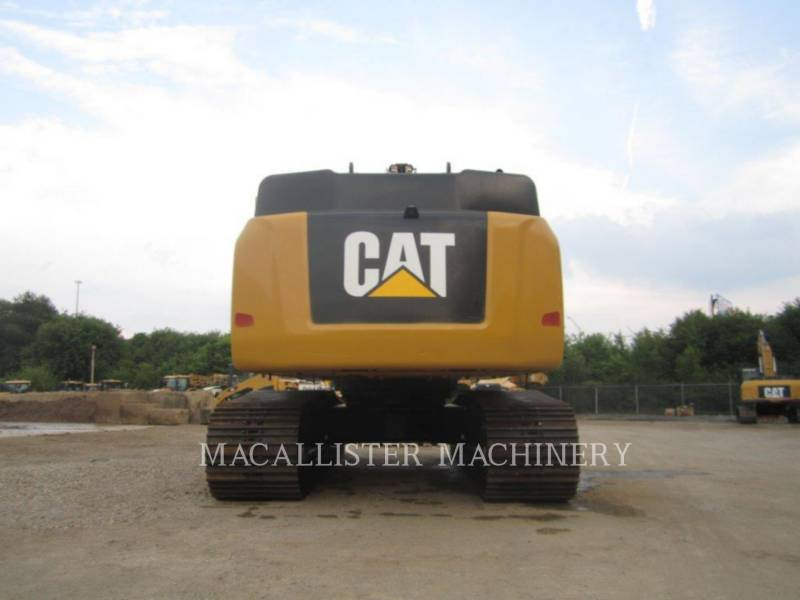 CATERPILLAR TRACK EXCAVATORS 349FL equipment  photo 24