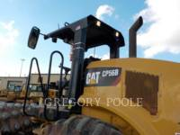 CATERPILLAR EINZELVIBRATIONSWALZE, BANDAGE CP56B equipment  photo 10