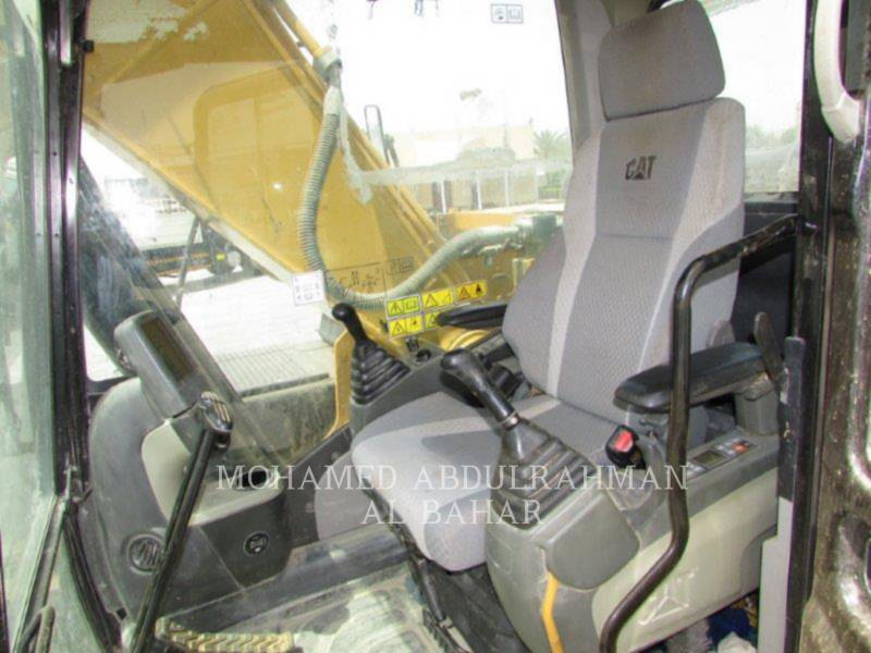 CATERPILLAR TRACK EXCAVATORS 320 D L equipment  photo 14