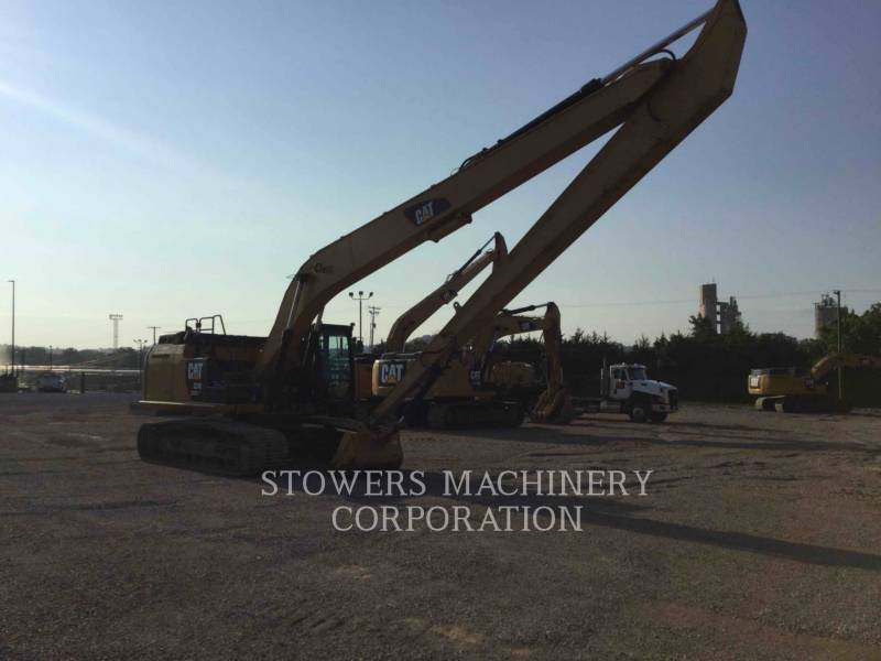CATERPILLAR TRACK EXCAVATORS 324EL LR equipment  photo 6