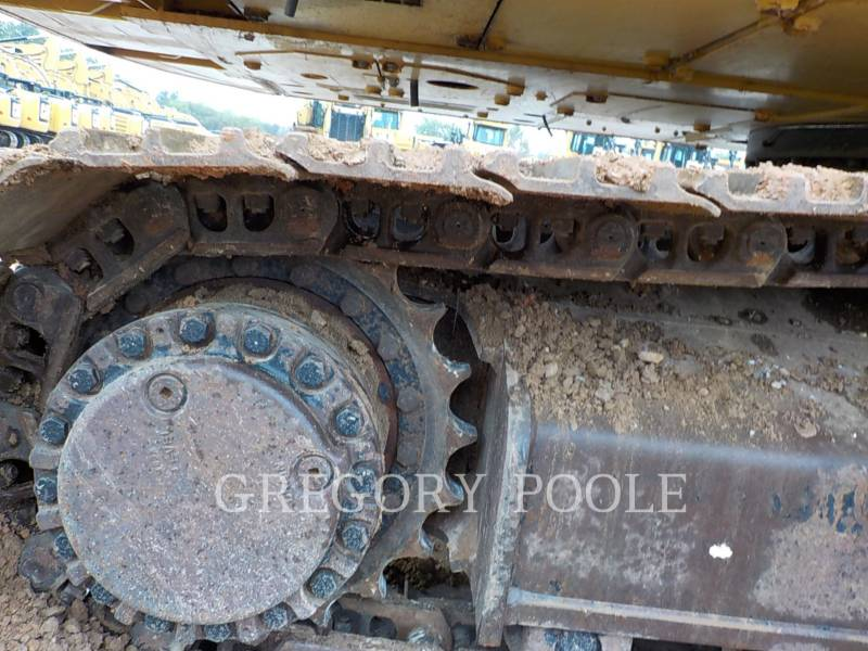 CATERPILLAR KETTEN-HYDRAULIKBAGGER 329E L equipment  photo 23