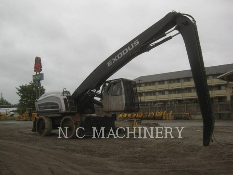 EXODUS KETTEN-HYDRAULIKBAGGER MX447L equipment  photo 2