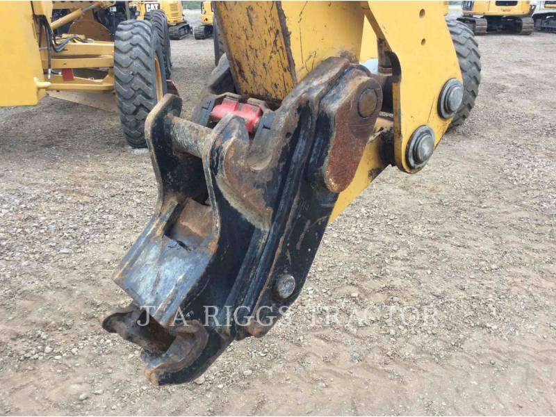 CATERPILLAR RETROEXCAVADORAS CARGADORAS 420F 4H equipment  photo 16