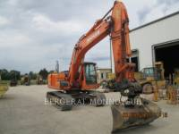 Equipment photo DOOSAN INFRACORE AMERICA CORP. DX180LC TRACK EXCAVATORS 1