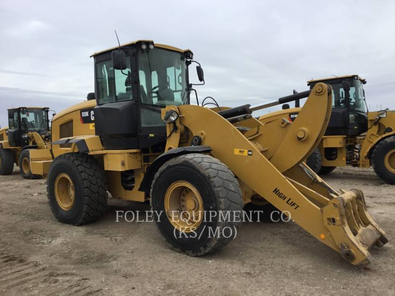 CATERPILLAR WHEEL LOADERS/INTEGRATED TOOLCARRIERS 938KHL equipment  photo 2