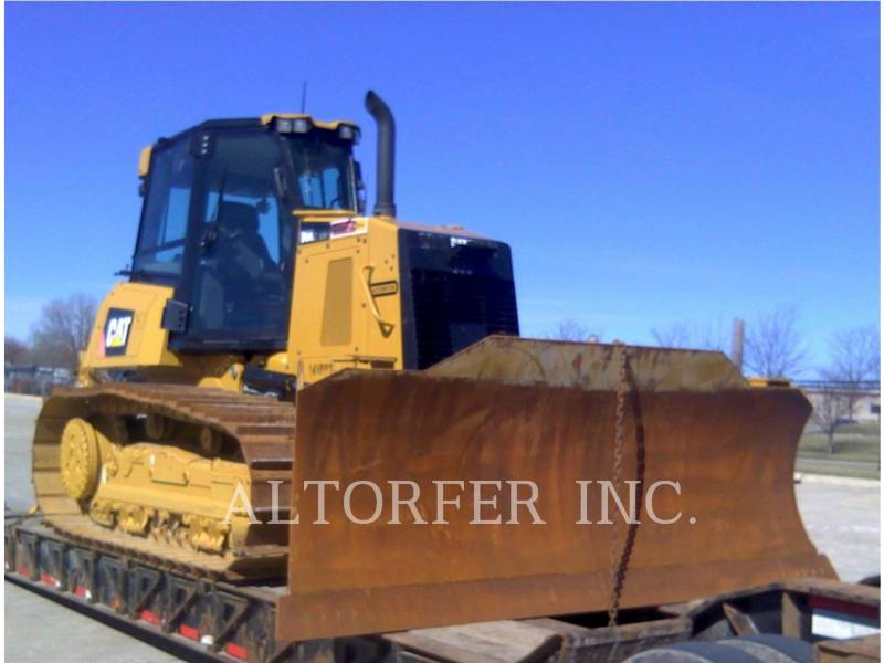 CATERPILLAR TRACK TYPE TRACTORS D6K2 LGP equipment  photo 1