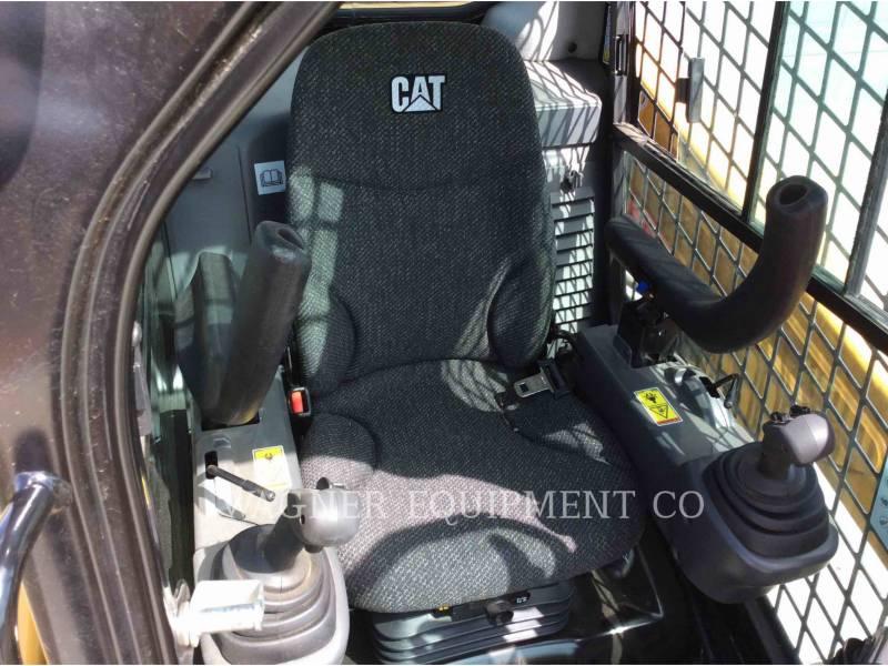 CATERPILLAR MINICARGADORAS 236D equipment  photo 6