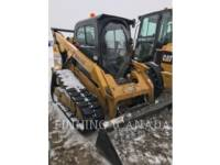 Equipment photo CATERPILLAR 299D2 CHARGEURS SUR CHAINES 1