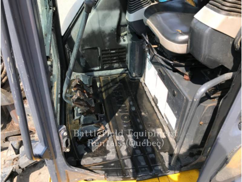 KOMATSU CANADA TRACK EXCAVATORS PC40MR-2 equipment  photo 15