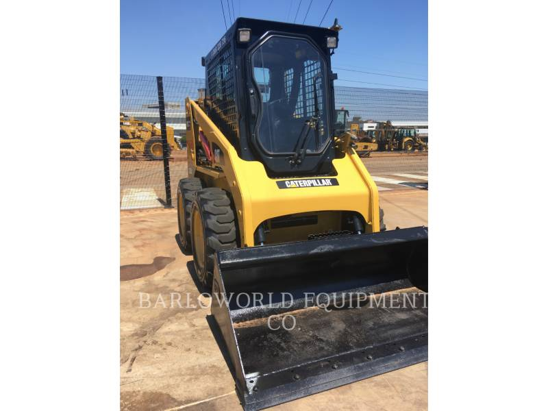 CATERPILLAR CHARGEURS COMPACTS RIGIDES 226 B SERIES 3 equipment  photo 3