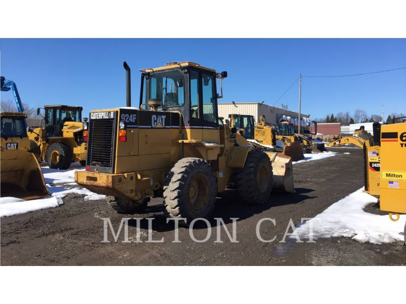 CATERPILLAR CARGADORES DE RUEDAS 924F equipment  photo 4