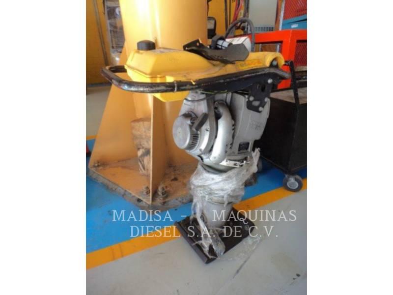 WACKER CORPORATION HERRAMIENTA DE TRABAJO - COMPACTADOR DE PLANCHA VIBRATORIA BS60-2I equipment  photo 1