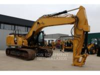 Equipment photo CATERPILLAR 336FL XE PELLE MINIERE EN BUTTE 1