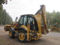 CATERPILLAR BACKHOE LOADERS 444F equipment  photo 4