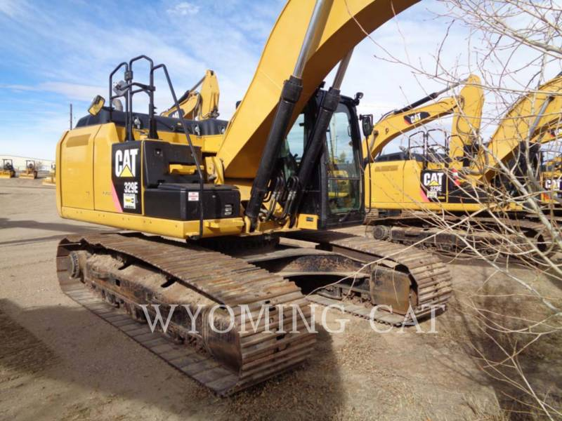 CATERPILLAR ESCAVADEIRAS 329EL equipment  photo 4