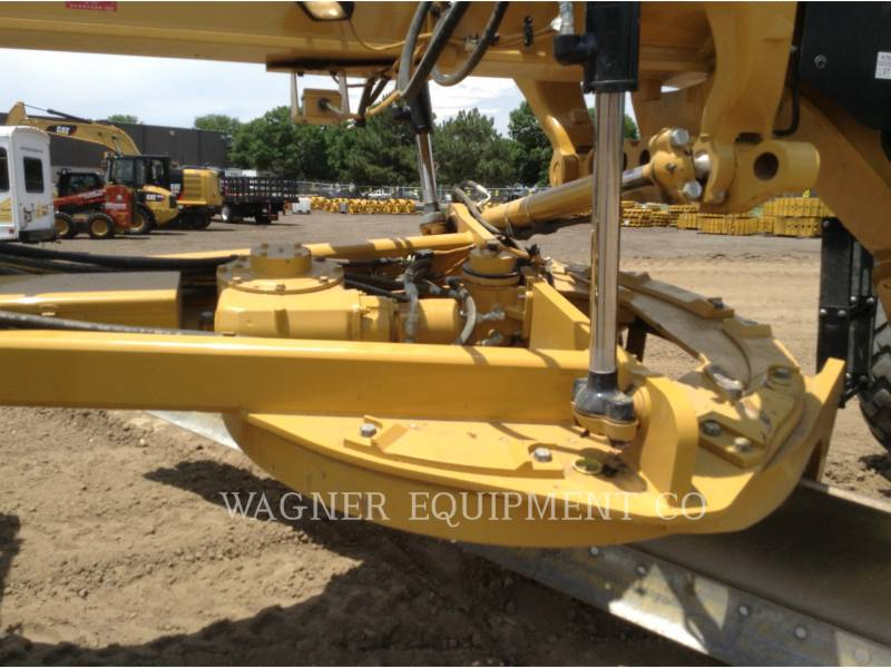 CATERPILLAR MOTONIVELADORAS 140M3 equipment  photo 5