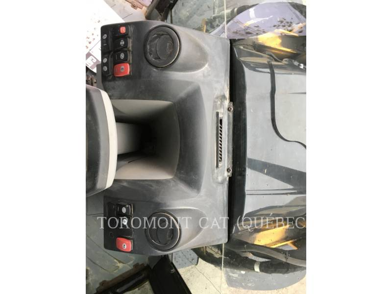 CATERPILLAR BAGGERLADER 420EIT equipment  photo 12
