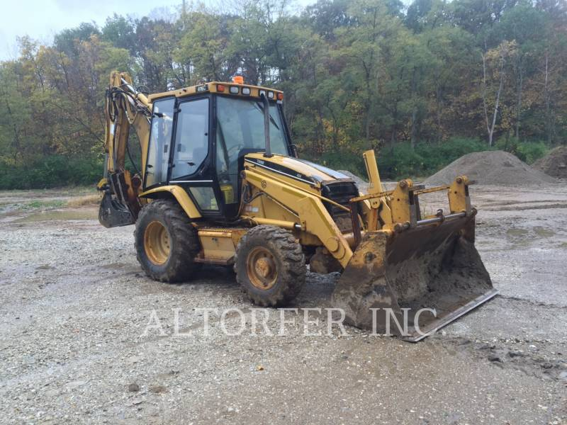 CATERPILLAR CHARGEUSES-PELLETEUSES 416C equipment  photo 3