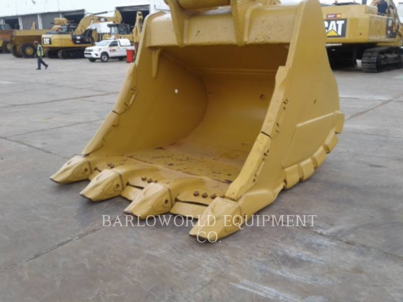 CATERPILLAR PELLE MINIERE EN BUTTE 390F equipment  photo 12