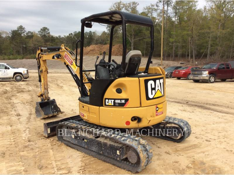 Caterpillar EXCAVATOARE PE ŞENILE 303.5E equipment  photo 5