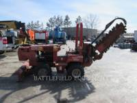 DITCH WITCH (CHARLES MACHINE WORKS) TRENCHERS 3700 equipment  photo 4