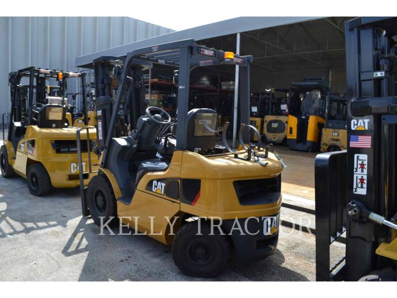 CATERPILLAR LIFT TRUCKS MONTACARGAS P5000LP equipment  photo 5
